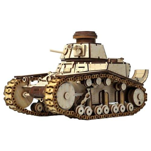 Сборная модель Lemmo Танк МС-1 (00-25)