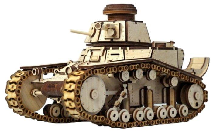 Сборная модель Lemmo Танк МС-1 (00-25),,