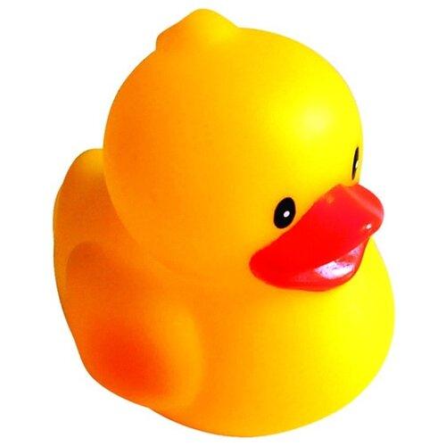 Купить Игрушка для ванной Пома Любопытный утенок (2219) желтый, Игрушки для ванной