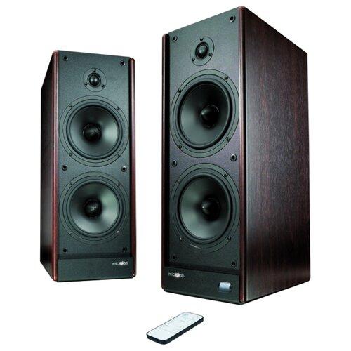цена на Компьютерная акустика Microlab Solo 7C wood
