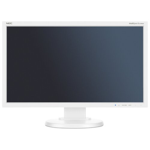Монитор NEC MultiSync E233WMi 23 белый nec multisync v552