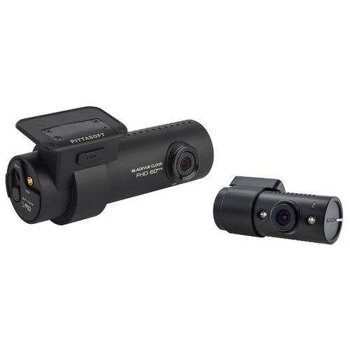 Видеорегистратор BlackVue DR750S-2CH IR, 2 камеры, GPS черный