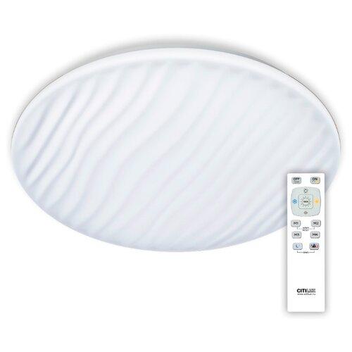 Светодиодный светильник Citilux Дюна CL72060RC 54.5 см потолочный светодиодный светильник citilux cl701410b