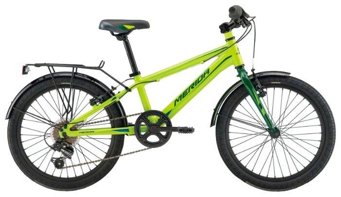 Подростковый городской велосипед Merida Spider J20 (2018)