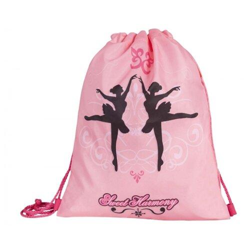 Купить Target Сумка для детской сменной обуви Сладкая гармония (17898) розовый/фиолетовый, Мешки для обуви и формы