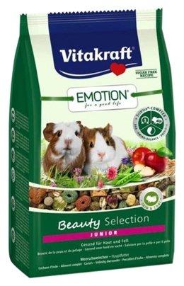Корм для морских свинок Vitakraft Emotion Beauty Selection