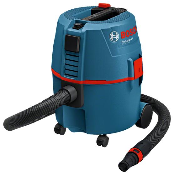 Строительный пылесос BOSCH GAS 20 L SFC 1200 Вт