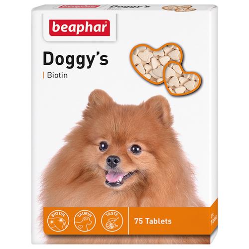 Фото - Добавка в корм Beaphar Doggy's Biotin 75 таб. добавка в корм beaphar salvikal