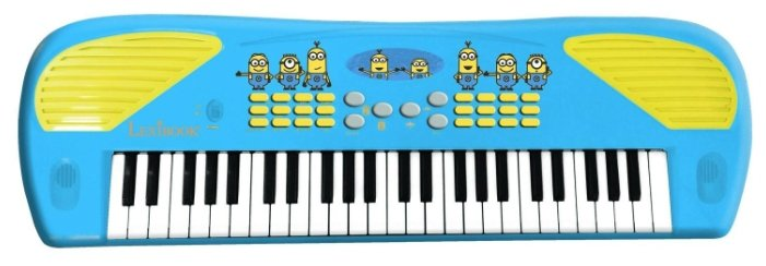 Lexibook пианино Миньоны K723DES