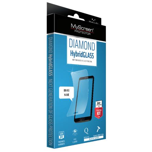 Защитное стекло Lamel MyScreen DIAMOND HybridGLASS M3065HG для HTC U Play прозрачныйЗащитные пленки и стекла<br>