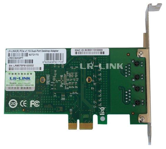 Сетевая карта LR-LINK LREC9202PT
