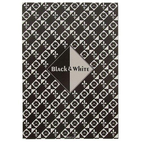 Купить Планшет для эскизов Лилия Холдинг Черный и белый 29.7 х 21 см (A4), 160 г/м², 30 л., Альбомы для рисования