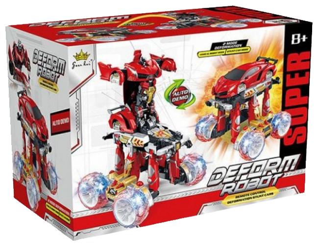 Робот-трансформер Shantou Gepai Робот-машина р/у 200091276