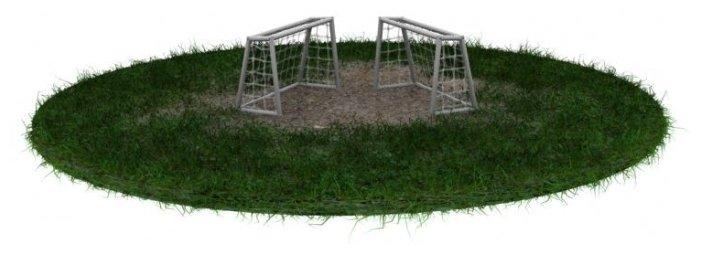 Комплект ворот для мини-футбола ворота СпортКомплект CC90, 2 шт., размер 90х60 см