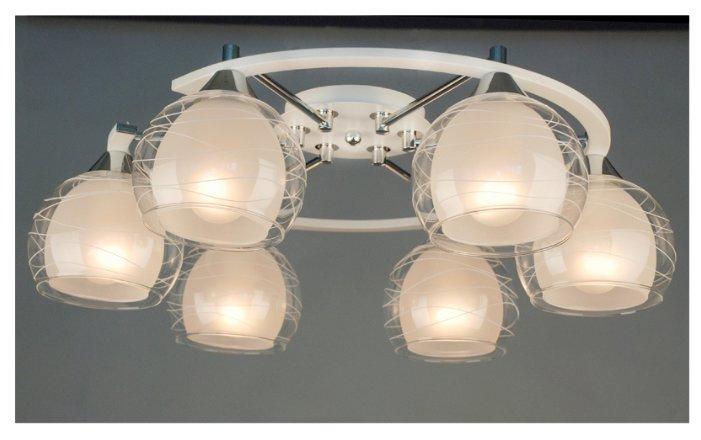 Люстра Citilux Буги CL157161, E27, 450 Вт