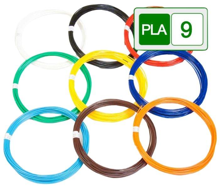 PLA пруток PROF 1.75 мм 9 цветов фото 1