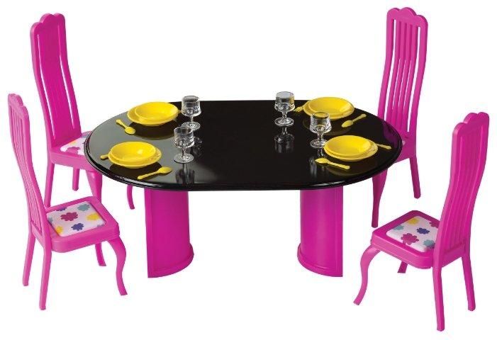 ОГОНЁК Набор мебели для столовой Зефир (С-1466)