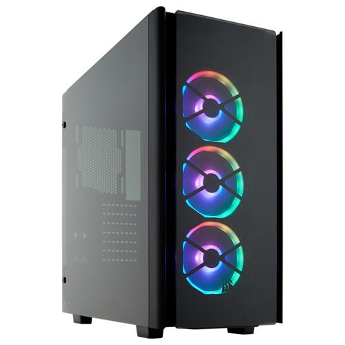 Компьютерный корпус Corsair Obsidian 500D RGB SE Black