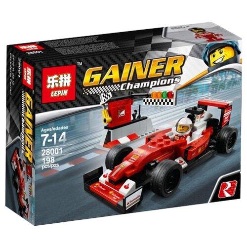 Конструктор Lepin Gainer 28001 Ferrari SF16-H конструктор lepin столица 02114