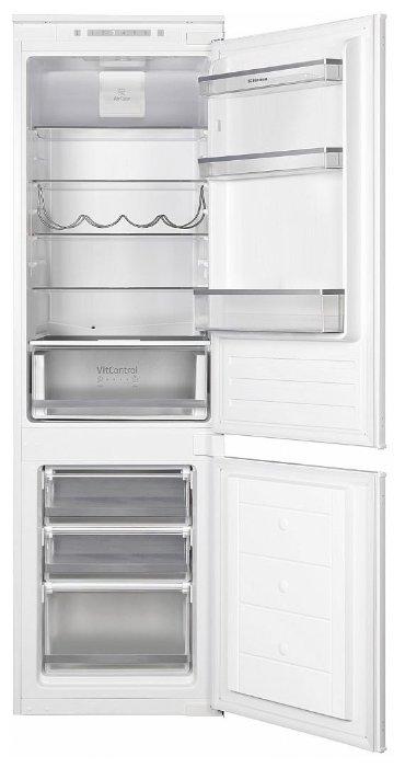 Двухкамерный встраиваемый холодильник Hansa BK318.3V