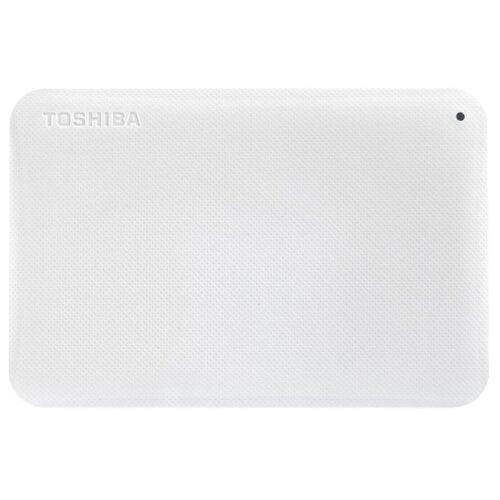 Внешний HDD Toshiba Canvio Ready 2 ТБ white