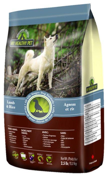 Корм для собак Holistic Blend Для собак - Ягненок с рисом