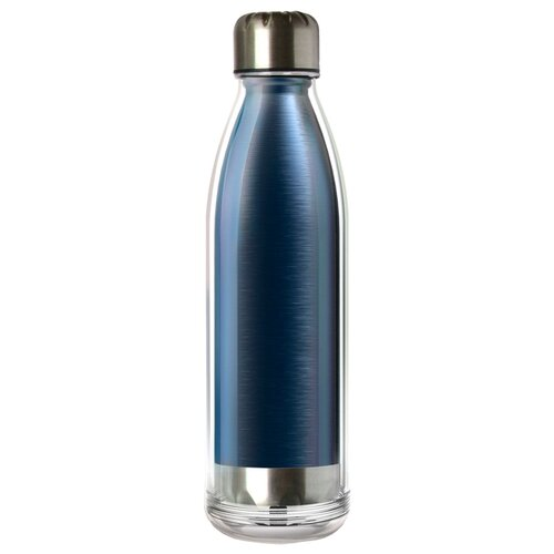 Термобутылка Asobu Viva La Vie, 0.54 л синий