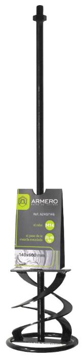Насадка для миксера M14 Armero A240/146 140x600 мм