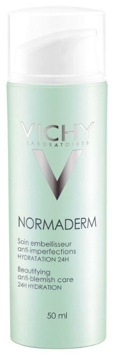 Vichy Normaderm Корректирующий уход против несовершенств 24 часа увлажнения