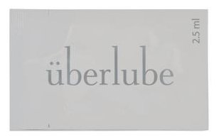 Гель-смазка Uberlube на силиконовой основе