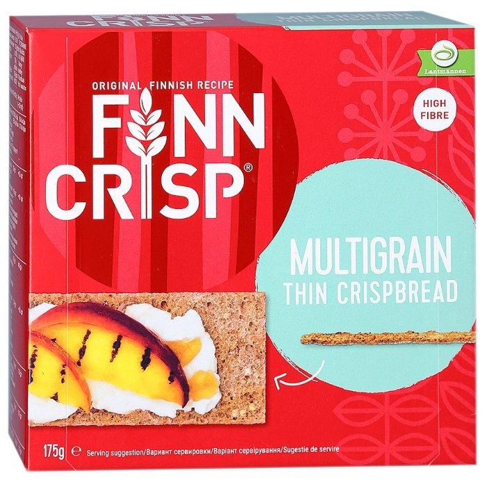Сухарики многозерновые Finn Crisp, 175 г