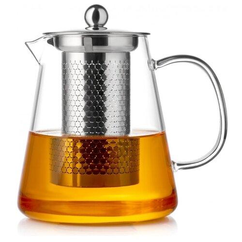 WALMER Заварочный чайник Sapphire 1 л чайник заварочный lefard новогодняя елочка 1 2 л разноцветный