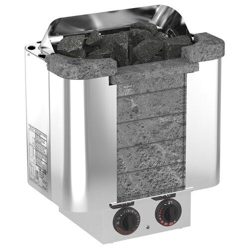 Фото - Электрическая банная печь Sawo Cumulus CML-60NB-P серебристый/серый серия taurus электрическая печь sawo taurus tau 180ns g p 18 квт выносной пульт