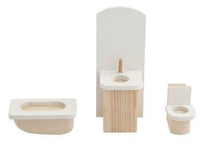 PAREMO Набор мебели для ванной комнаты для мини