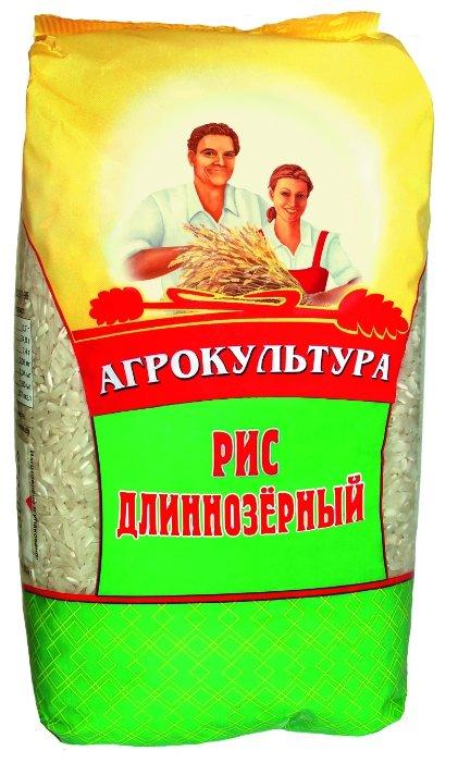 Рис Агрокультура длиннозерный 800 г