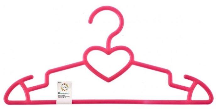 Вешалка Elfe Для верхней одежды сердечко 92932