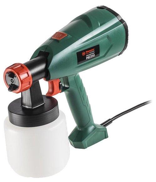Сетевой краскопульт Hammer PRZ350