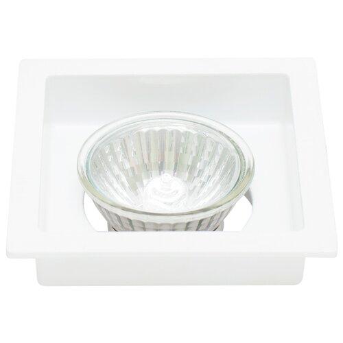 Встраиваемый светильник De Fran FT 320, белый треугольник de fran ft 9228 g smd