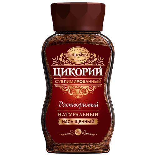 Цикорий Московская кофейня на паяхъ Насыщенный растворимый натуральный 95 гЦикорий<br>