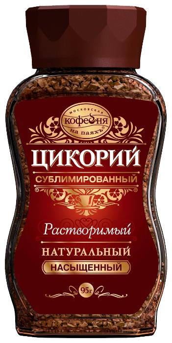 Цикорий Московская кофейня на паяхъ Насыщенный, банка, 95 г