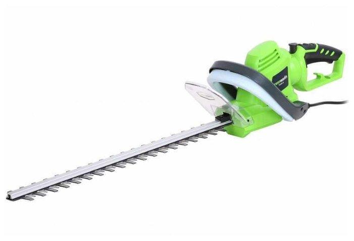 Кусторез электрический (от сети) greenworks GHT5056 56 см