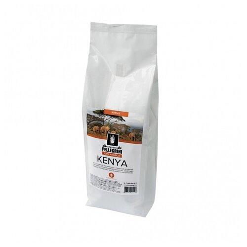 Купить со скидкой Кофе в зернах la famiglia Pellegrini KENYA 1000 г