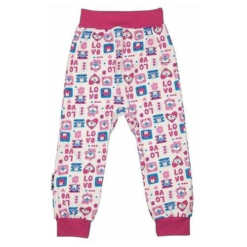 Брюки lucky child размер 20, цветнойБрюки и шорты<br>
