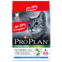 Корм для кошек Purina Pro Plan Sterilised feline with Rabbit dry