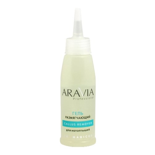 Aravia Professional Гель размягчающий от натоптышей Callus remover 100 мл aravia обертывание антицеллюлитное отзывы