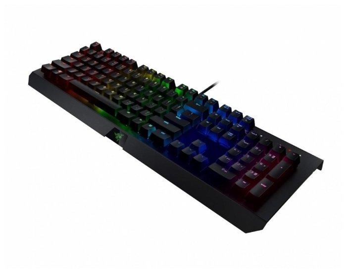 Клавиатура Razer BlackWidow X Chroma Black USB