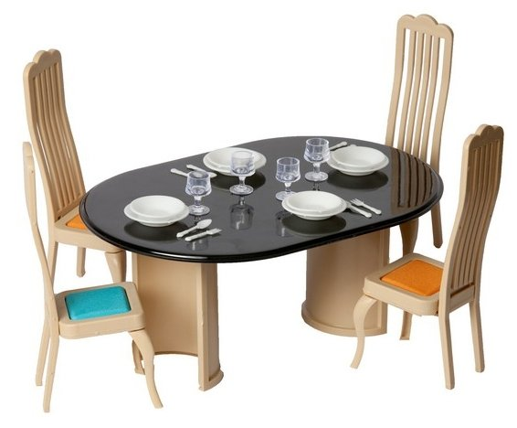 ОГОНЁК Набор мебели для столовой Коллекция (С-1300)