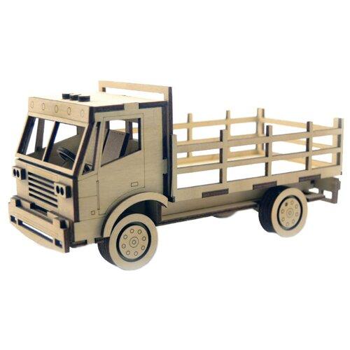 Сборная модель Lemmo Грузовик с кузовом (ГР-1)Сборные модели<br>