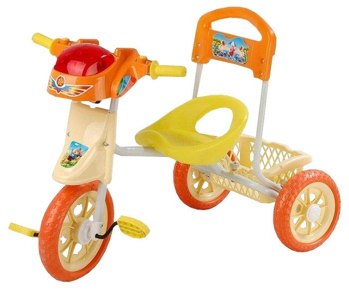 Трехколесный велосипед Pit stop MT-BCL1117002