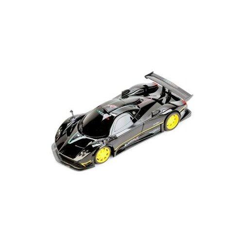 Фото - Гоночная машина Rastar Pagani Zonda R (38010) 1:24 20.3 см черный гоночная машина rastar bugatti veyron grand sport vitesse 53900 1 18 черный